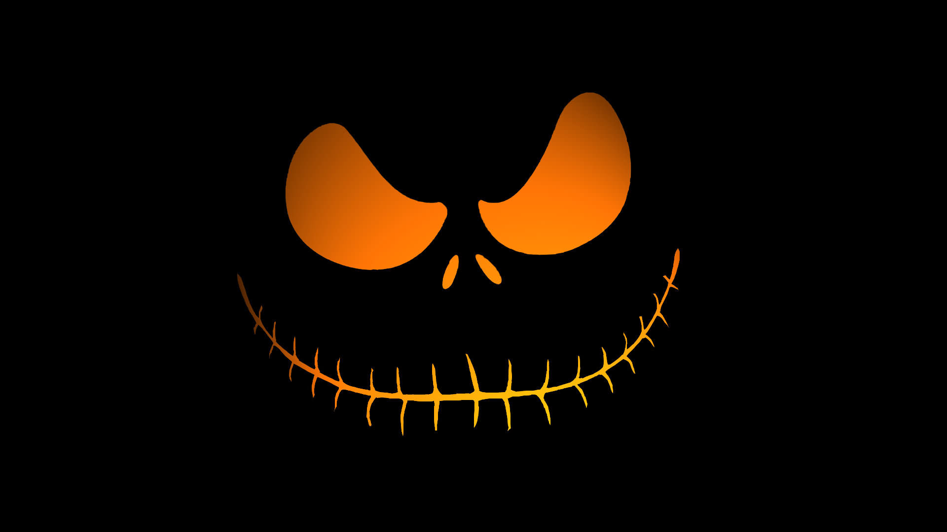 Too Scary Pumkin Halloween Day 2020
