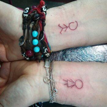 Latest Baby Tattoo Design