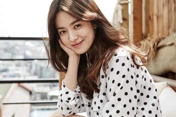 Song Hye Kyo Actress Korean Drama In The Usa