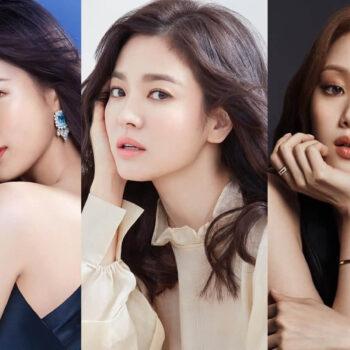 Top 10 Actress Korean drama in the USA