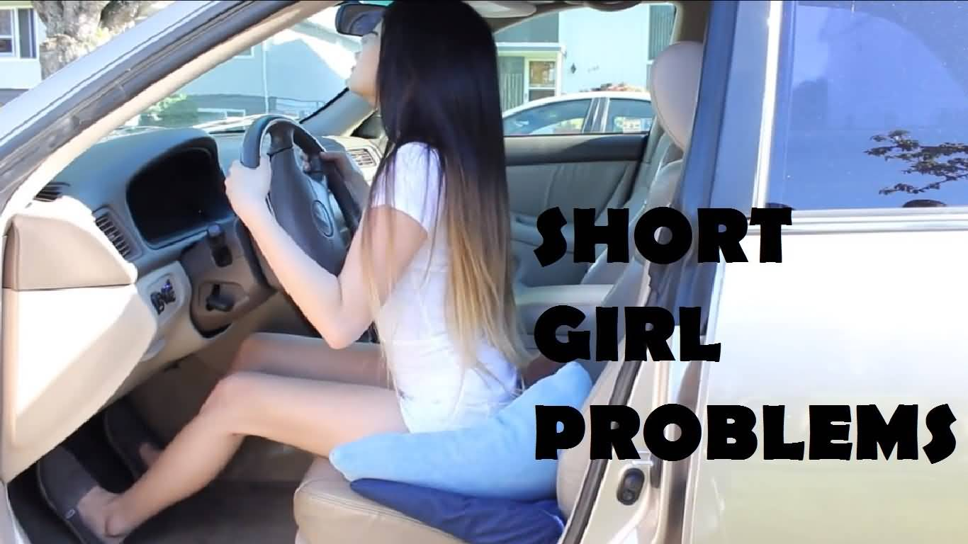 Funny Low Height Girl Image