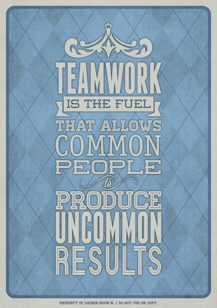 Motivational Teamwork Quote