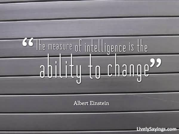 Short Quotes Of Intelligence