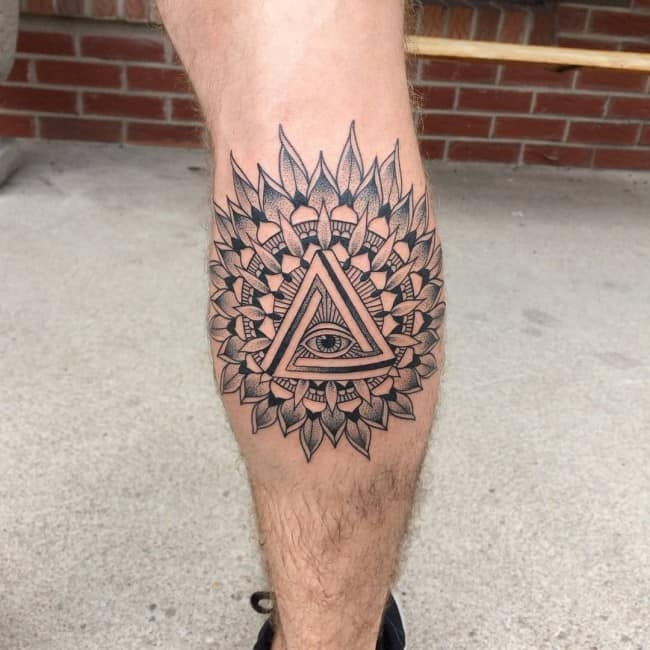 Sizing And Placement Calf Tattoo 2021