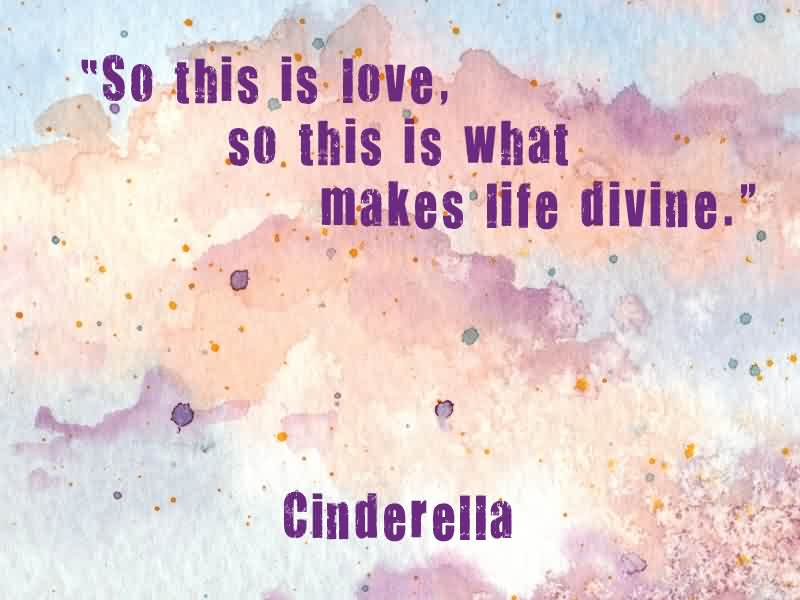 This Is Love So This Is What Makes Life Divine Funny Love Quotes