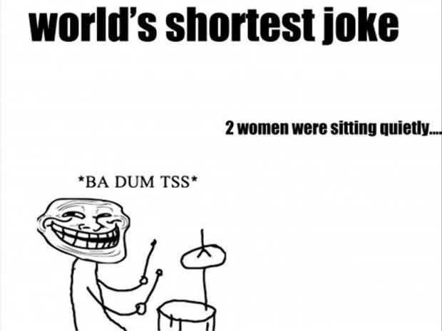 Funny Short Jokes