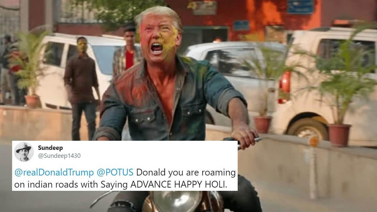 Advance Happy Holi Meme 2021