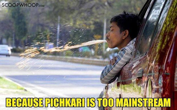 Beacuse Pichkari Is Too Mainstream