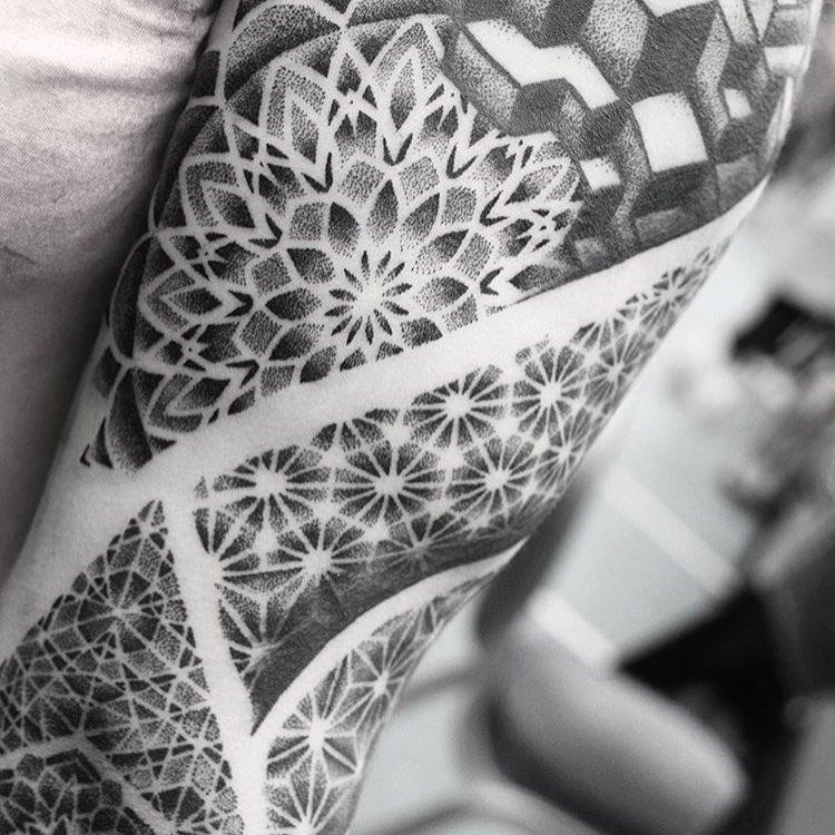 Arm Mandala Tattoo Designs (14)