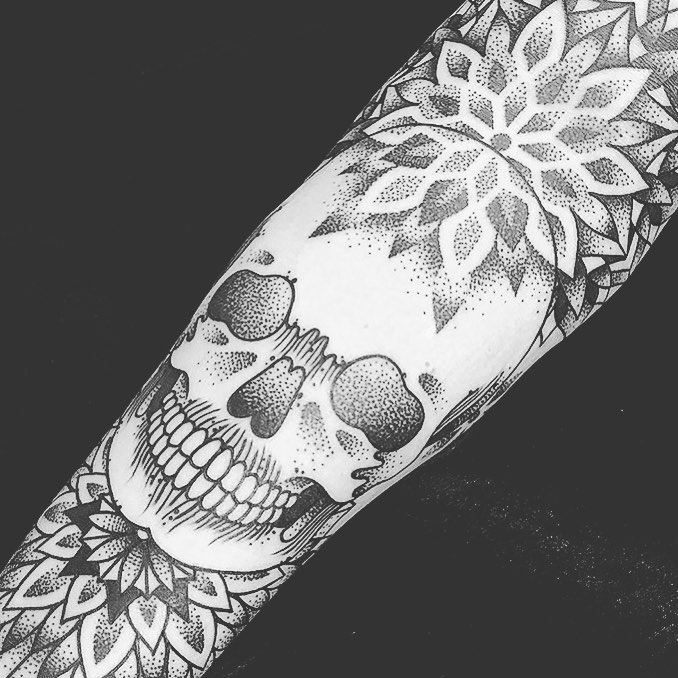 Arm Mandala Tattoo Designs (17)