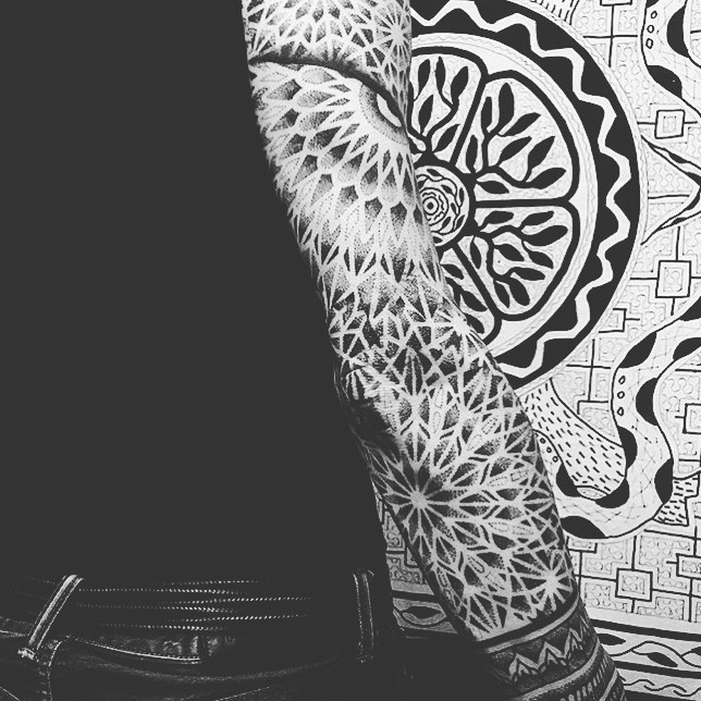 Arm Mandala Tattoo Designs (19)
