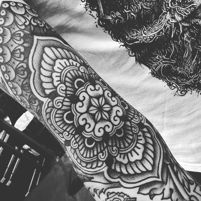 Arm Mandala Tattoo Designs (6)