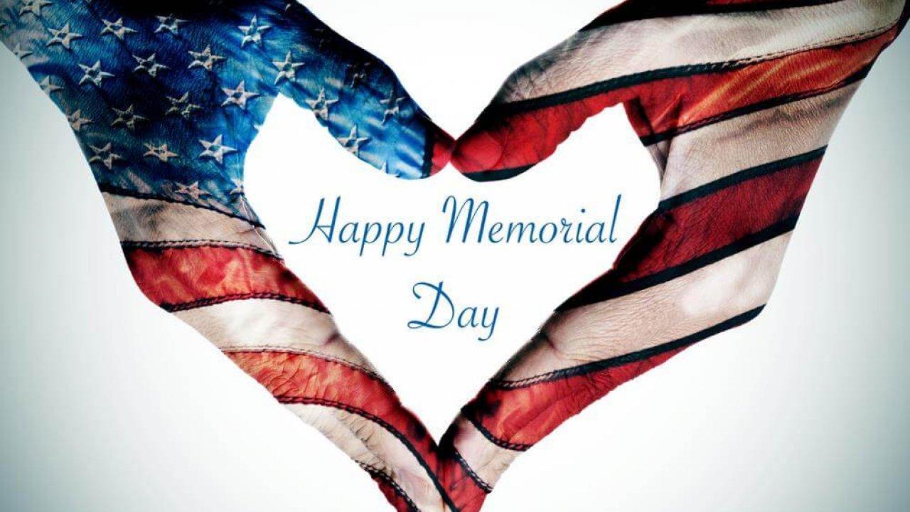 2021 Memorial Day In Usa