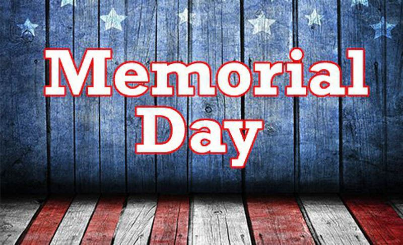 Happy Memorial Day To All The Soldiers