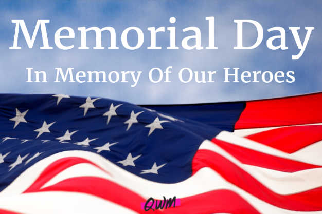 In Memory Of Our Heroes Memorial Day Images