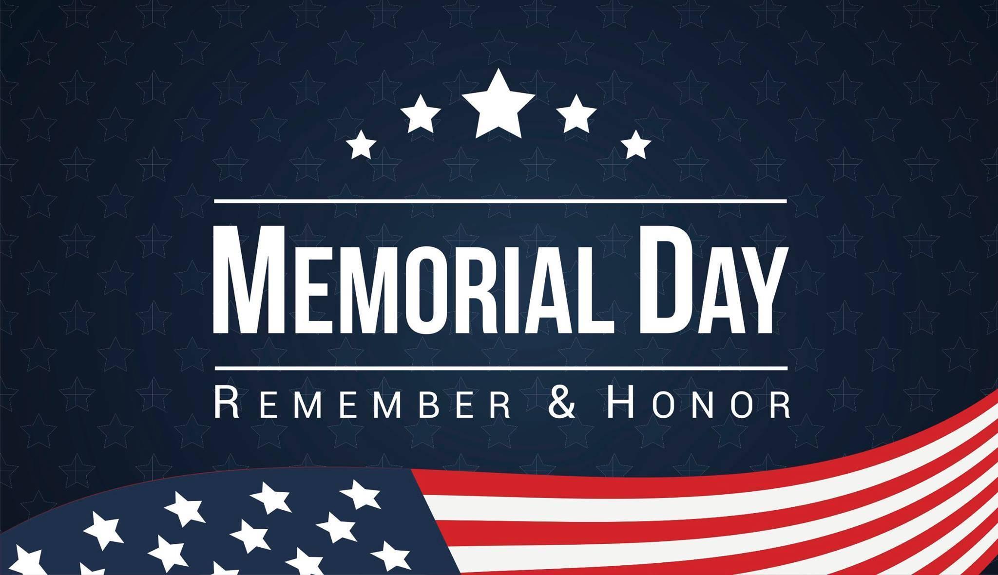Memorial Day 2021 Date