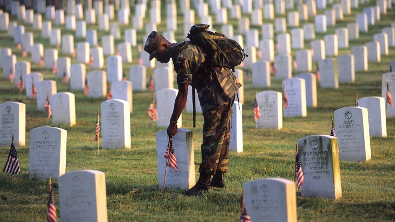 Slaute To All Soldiers Remember This Day Memorial Day 2021