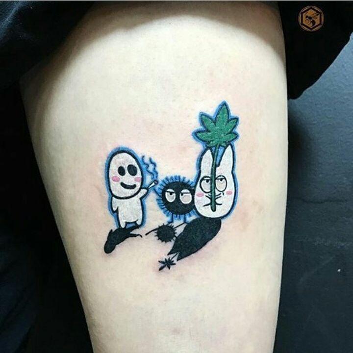 Weed Tattoo (101)