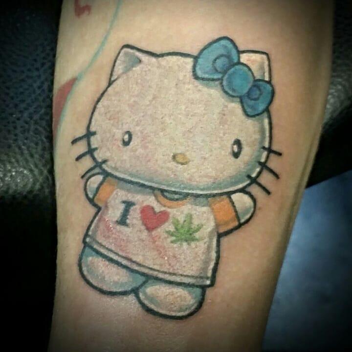 Weed Tattoo (106)