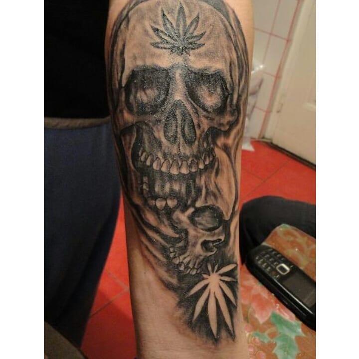 Weed Tattoo (107)