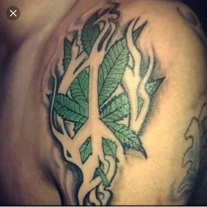 Weed Tattoo (109)