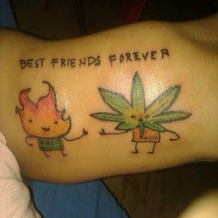 Weed Tattoo (112)