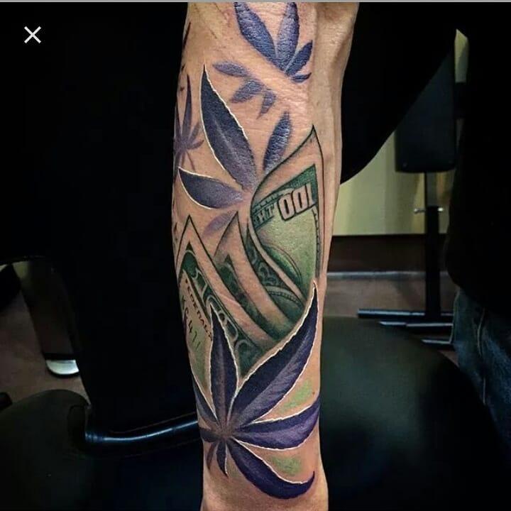 Weed Tattoo (116)