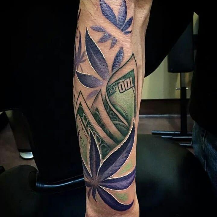 Weed Tattoo (119)
