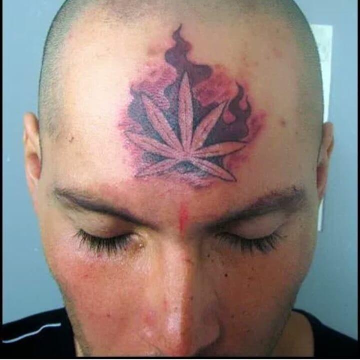Weed Tattoo (122)