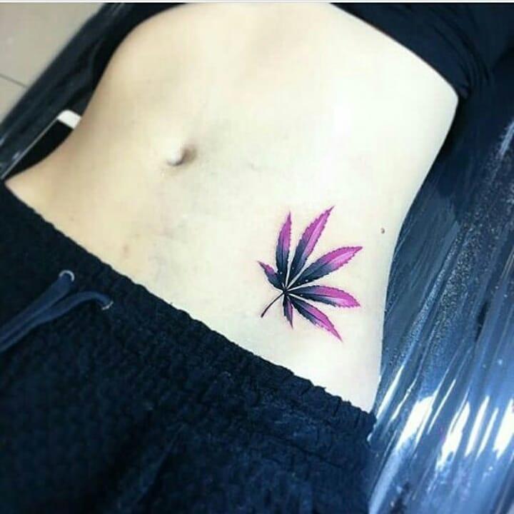 Weed Tattoo (125)