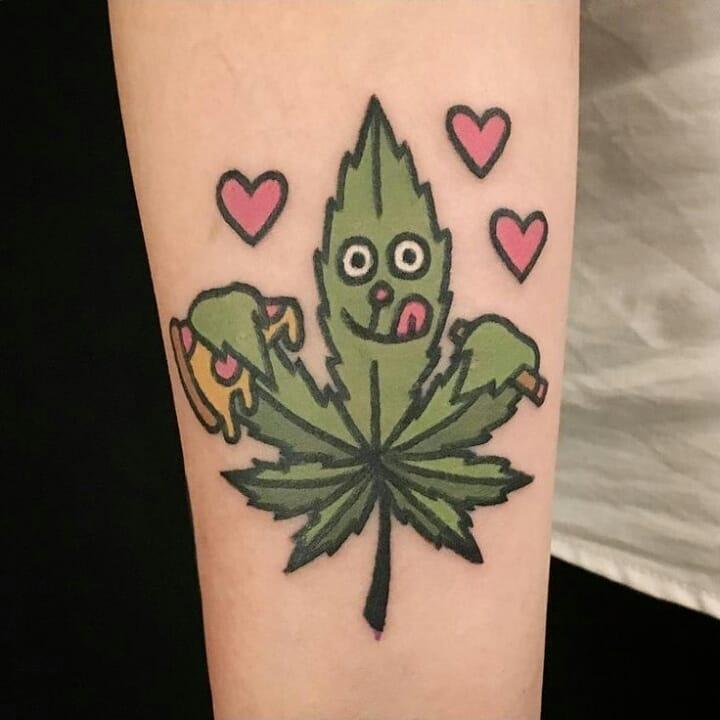 Weed Tattoo (128)