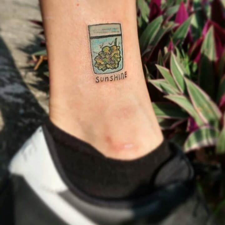 Weed Tattoo (129)