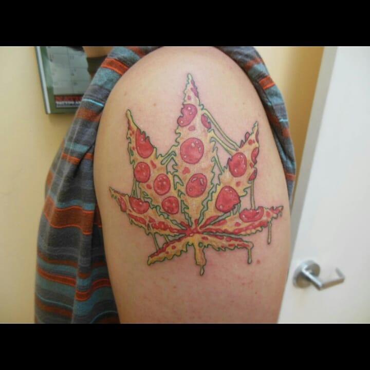 Weed Tattoo (130)