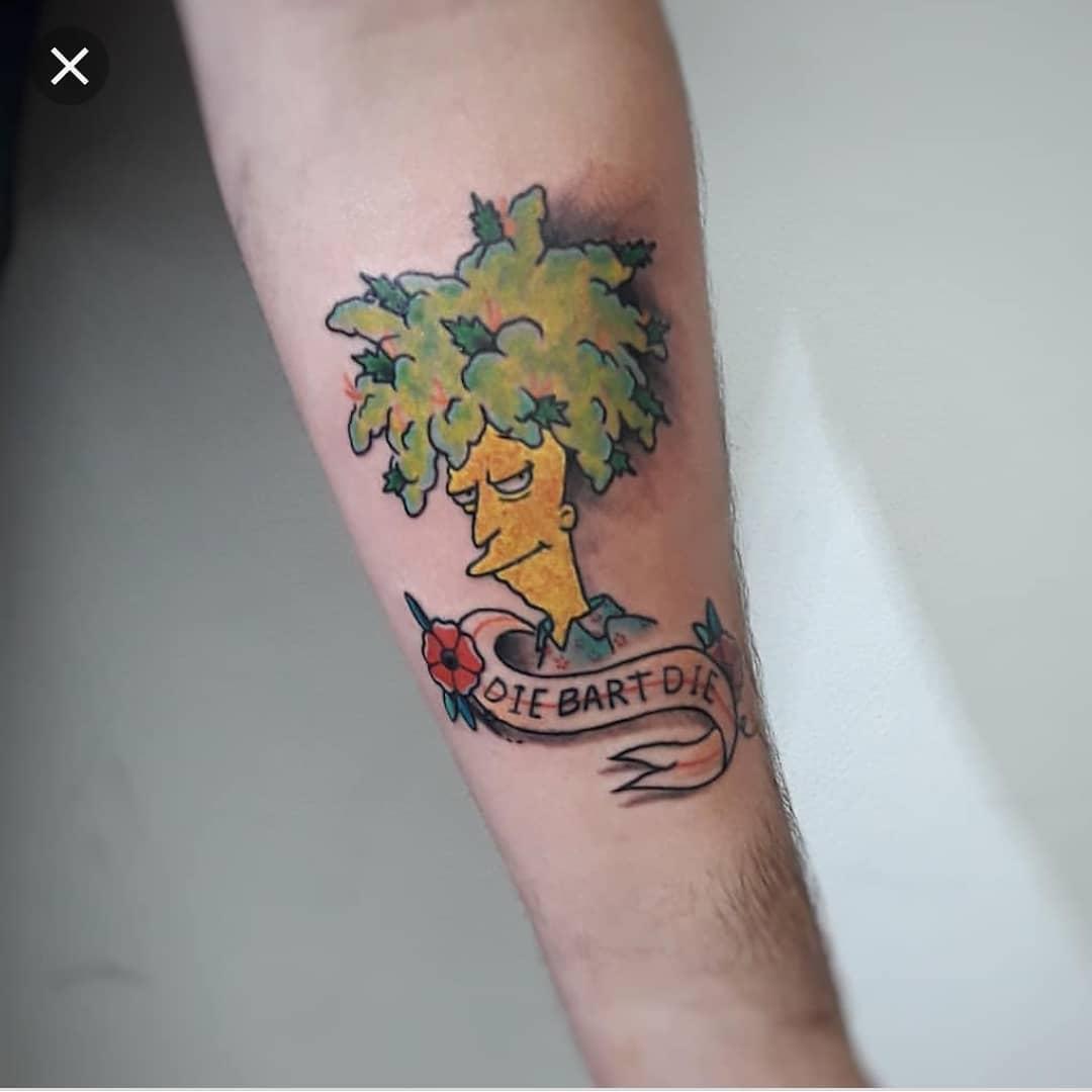 Weed Tattoo (133)