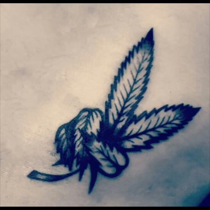 Weed Tattoo (136)