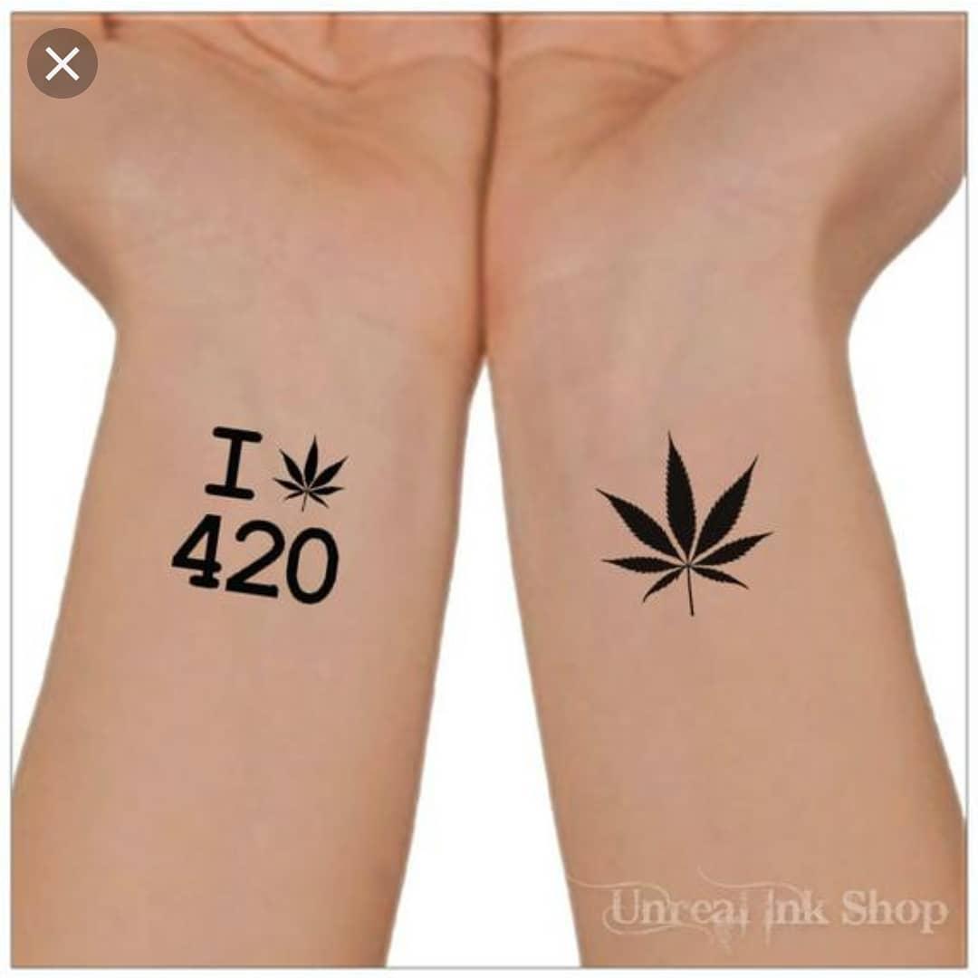 Weed Tattoo (138)