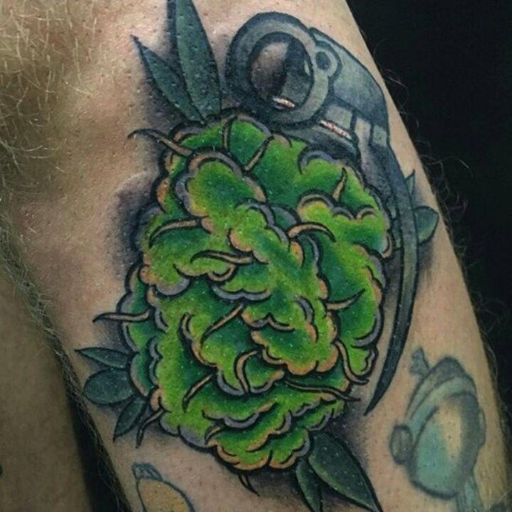 Weed Tattoo (29)