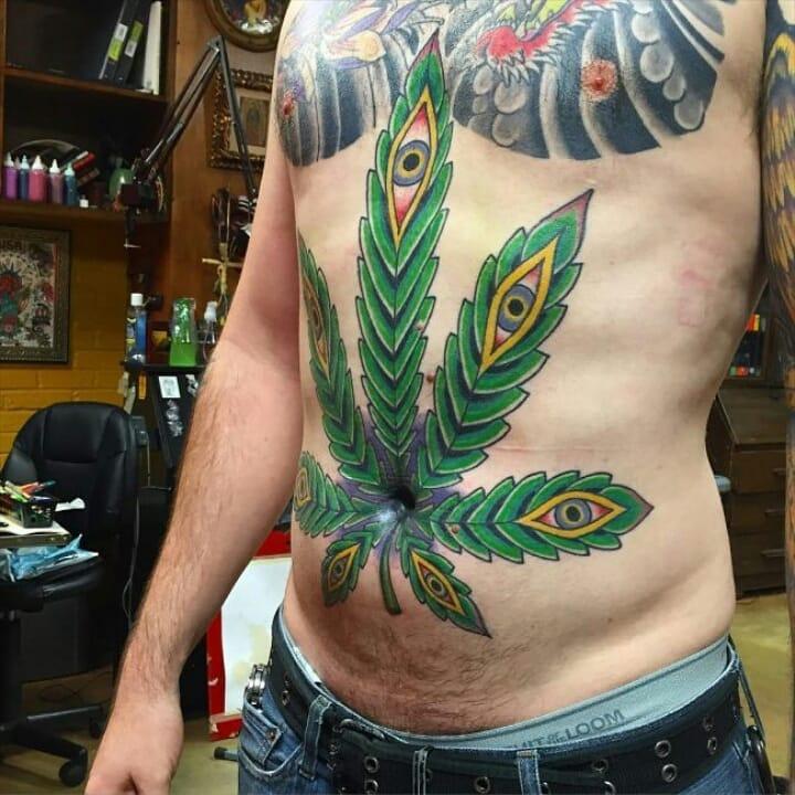 Weed Tattoo (33)