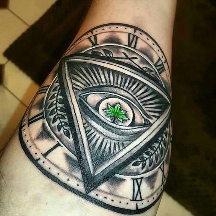 Weed Tattoo (34)