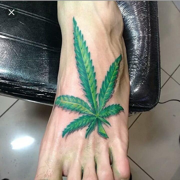 Weed Tattoo (37)