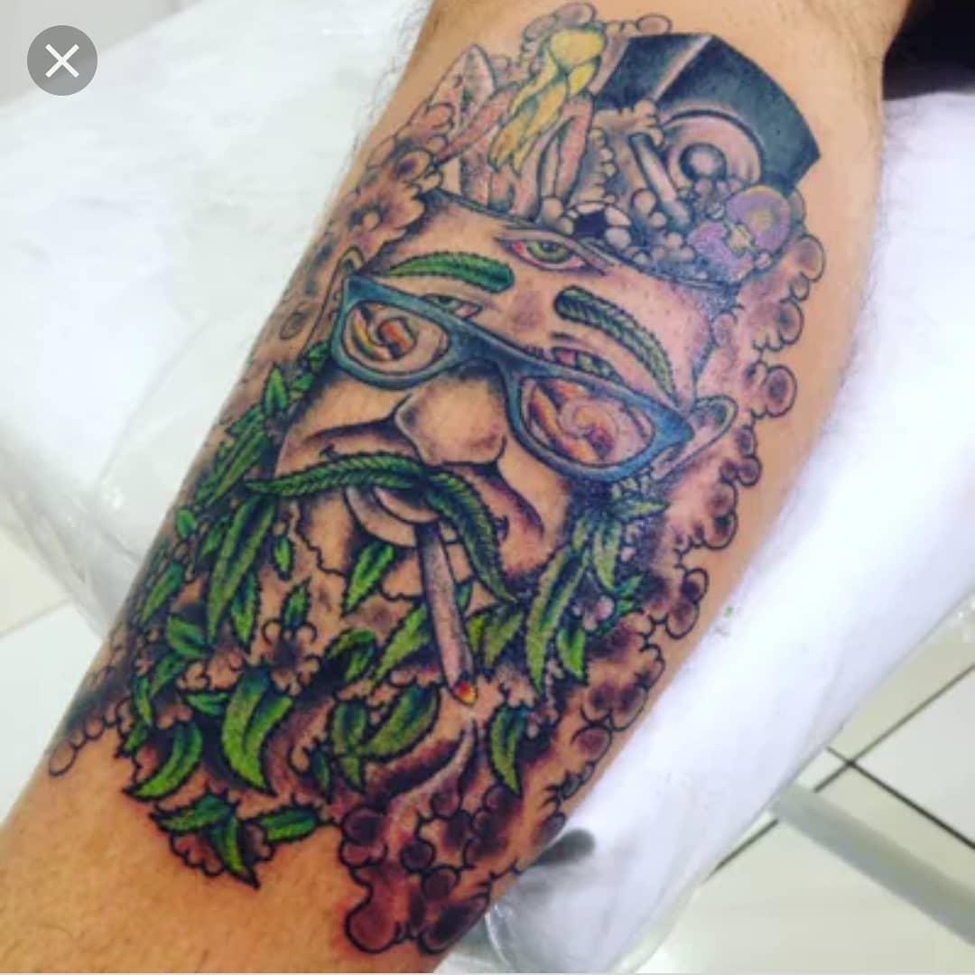 Weed Tattoo (39)