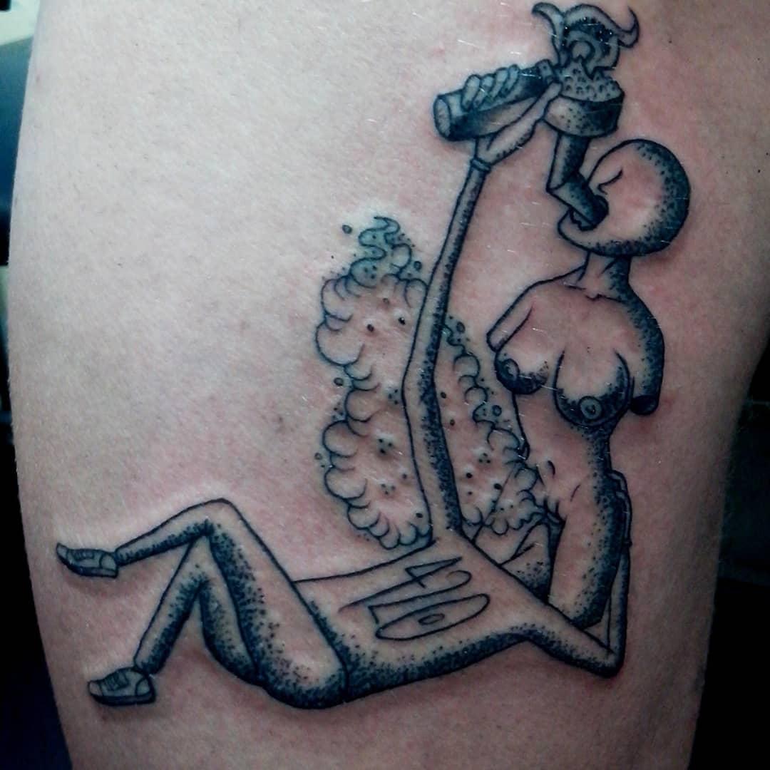 Weed Tattoo (40)