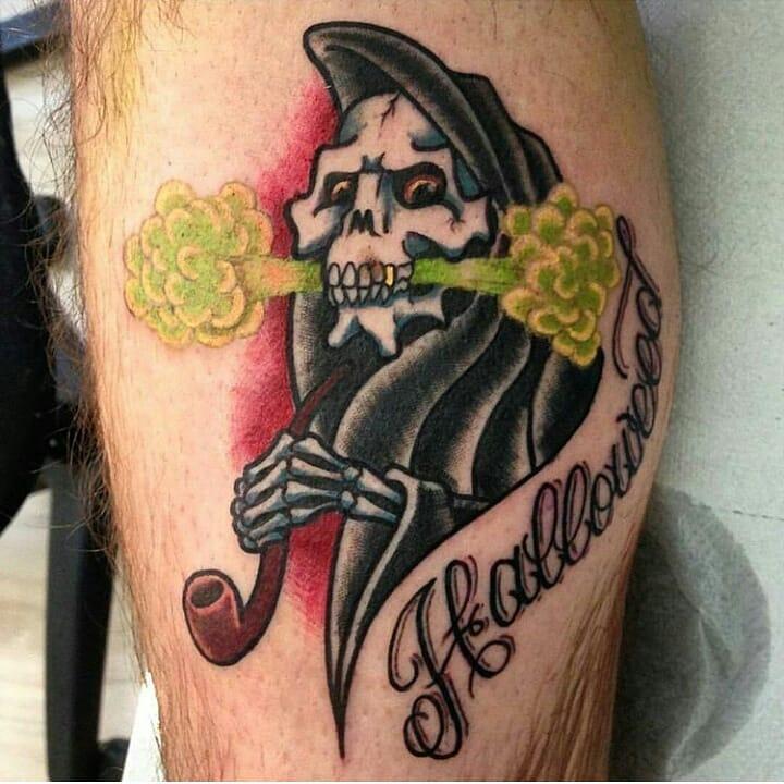 Weed Tattoo (41)