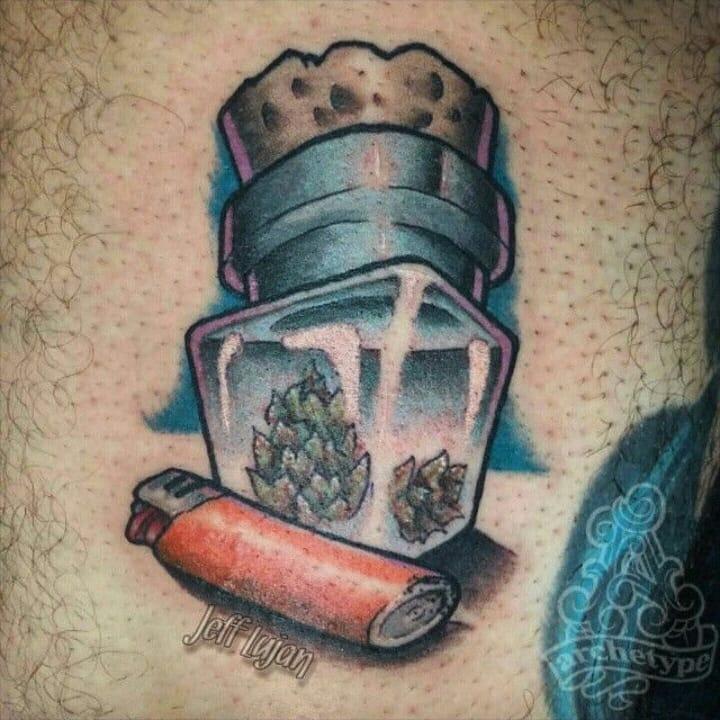 Weed Tattoo (43)