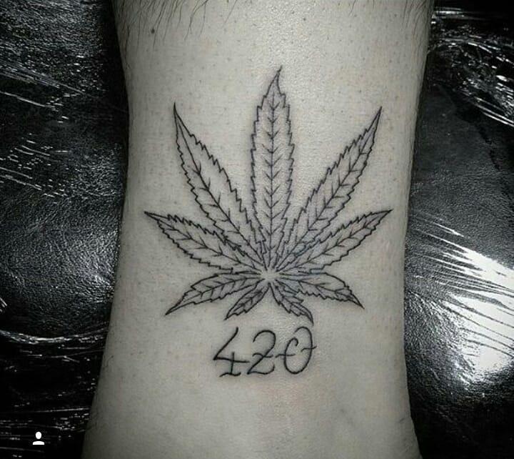 Weed Tattoo (50)