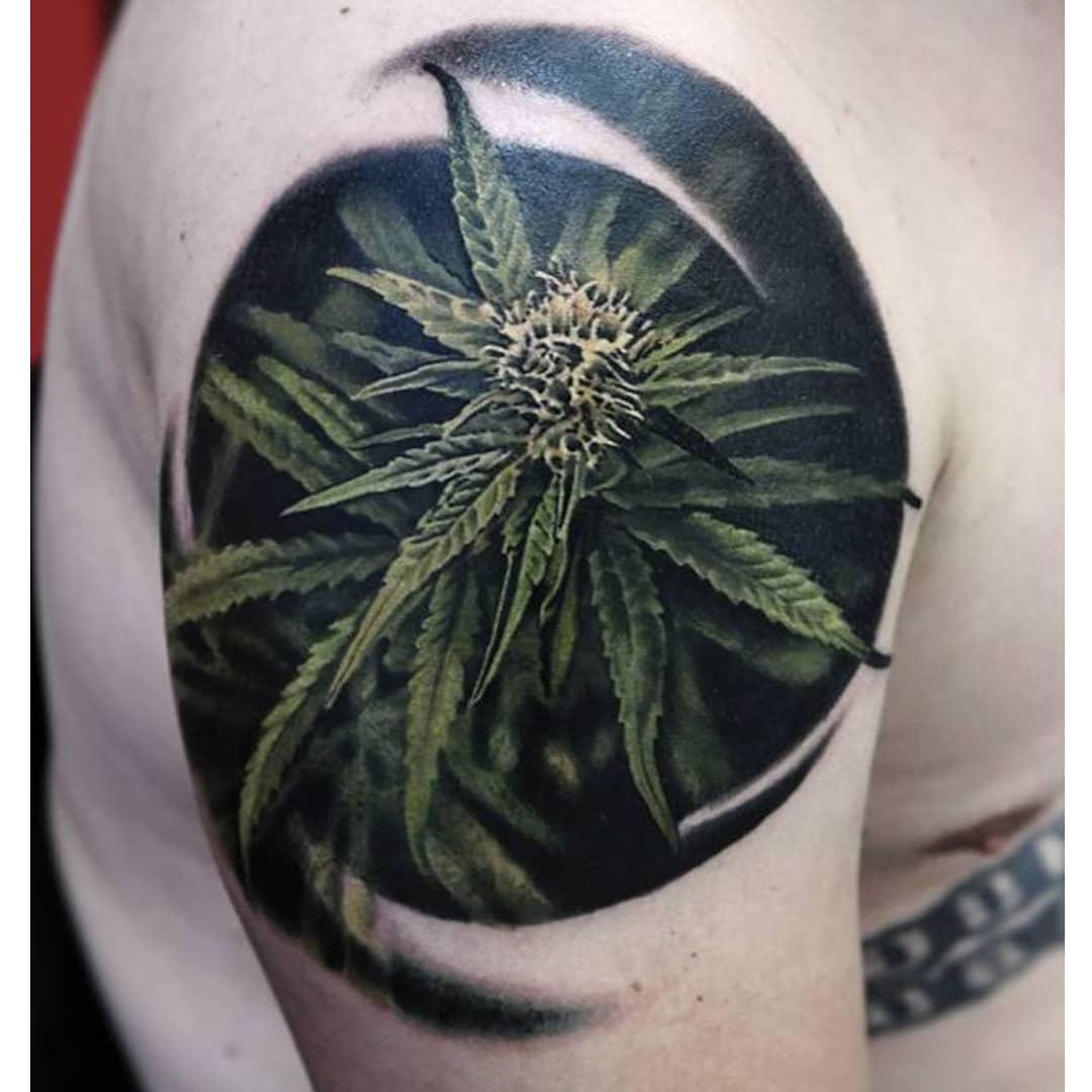Weed Tattoo (54)