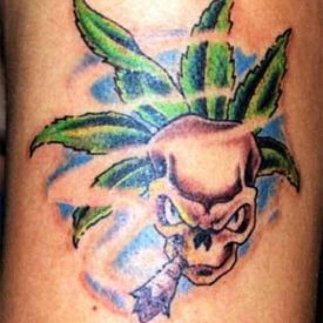 Weed Tattoo (56)