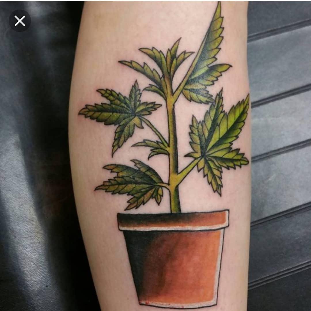 Weed Tattoo (57)