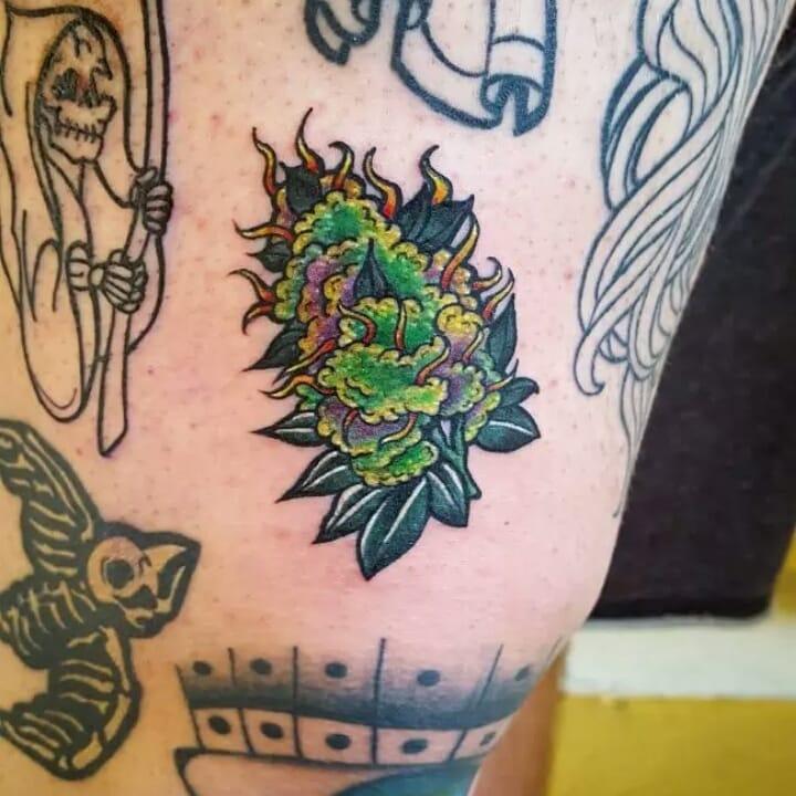 Weed Tattoo (64)