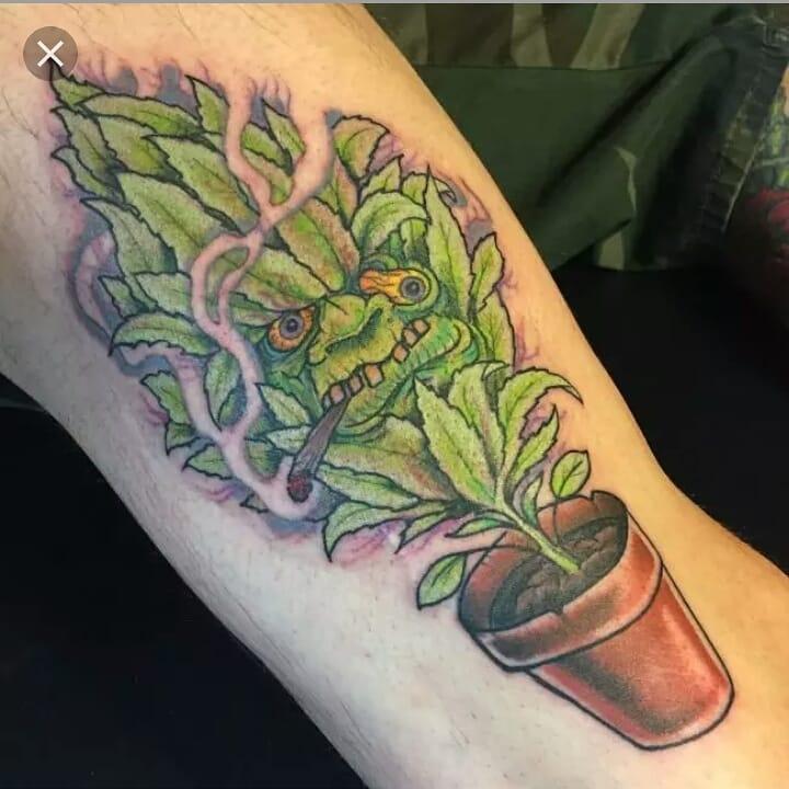 Weed Tattoo (80)